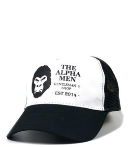 The Alpha Men Trucker Cap - Original