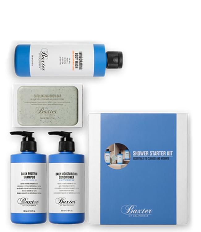 Baxter of California Shower Starter Kit