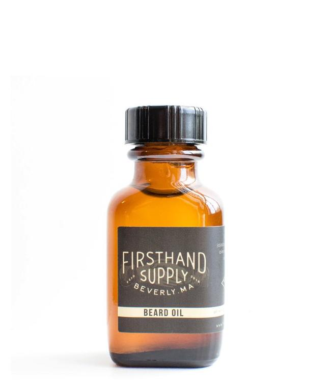 Firsthand Supply Beard Oil