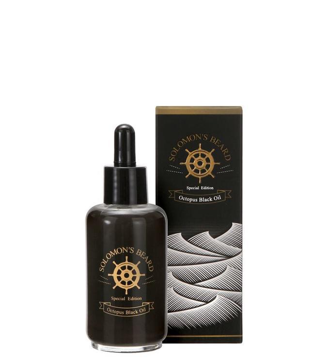 Solomon's Beard Oil Black Octopus - Limited