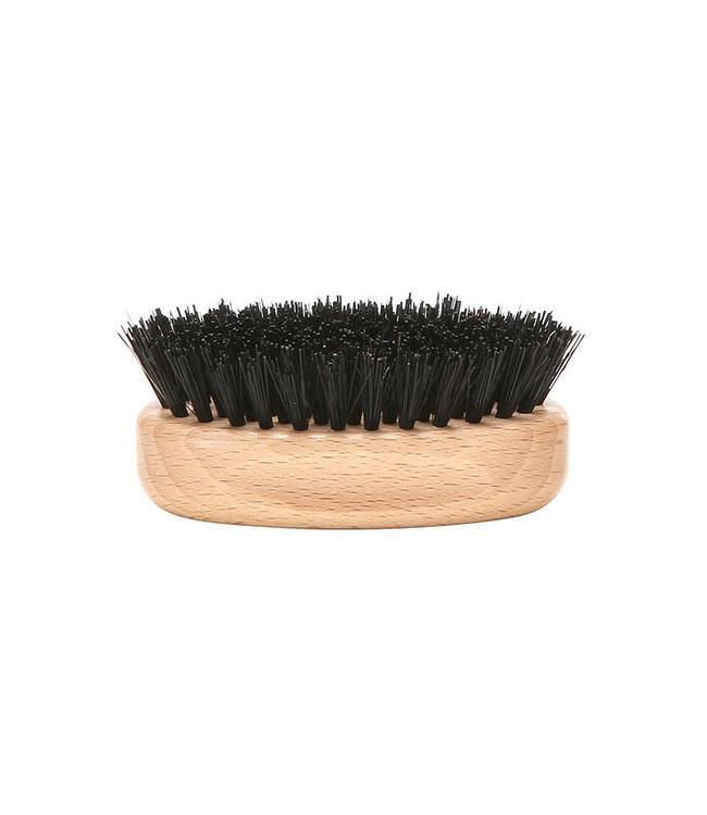 Solomon's Beard Brush Oval - Light Wood