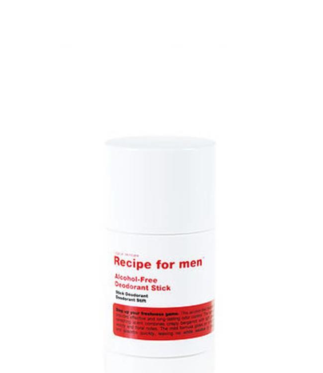 Recipe for Men Deodorant Stick