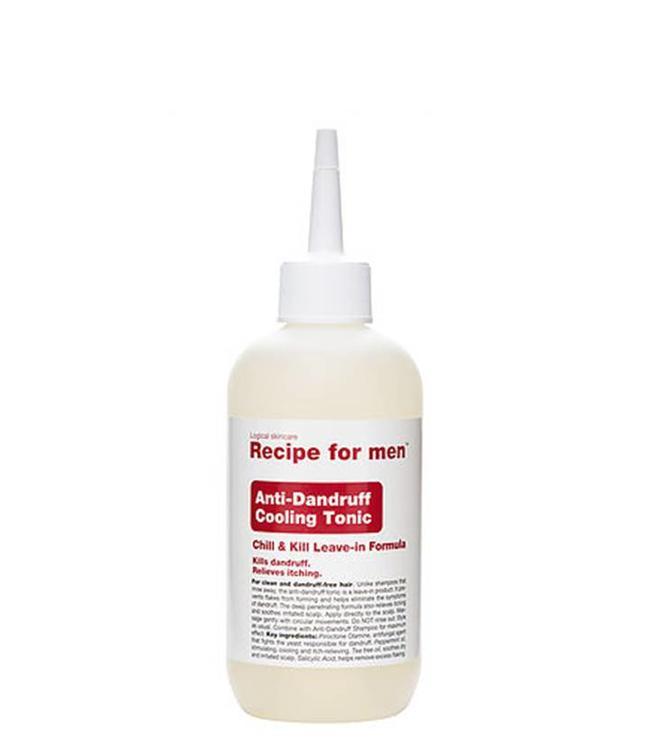 Recipe for Men Anti-Dandruff Tonic