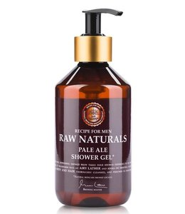 Recipe for Men RAW Naturals Pale Ale Shower Gel