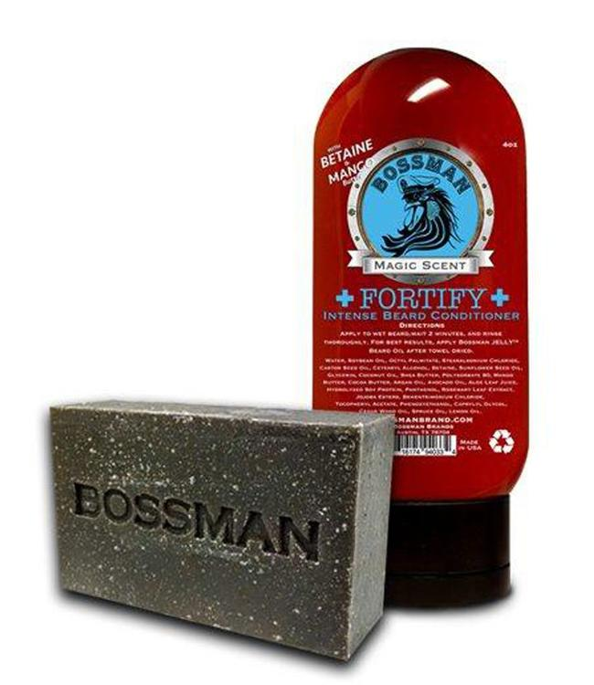 Bossman Cleansing Care Package - Magic