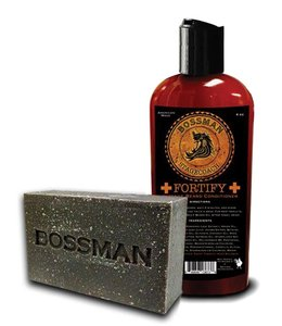 Bossman Cleansing Care Package - Stagecoach