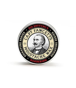 Captain Fawcett Barberism Moustache Wax