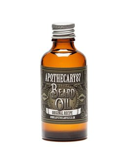 Apothecary87 Beard Oil Large - Original Recipe