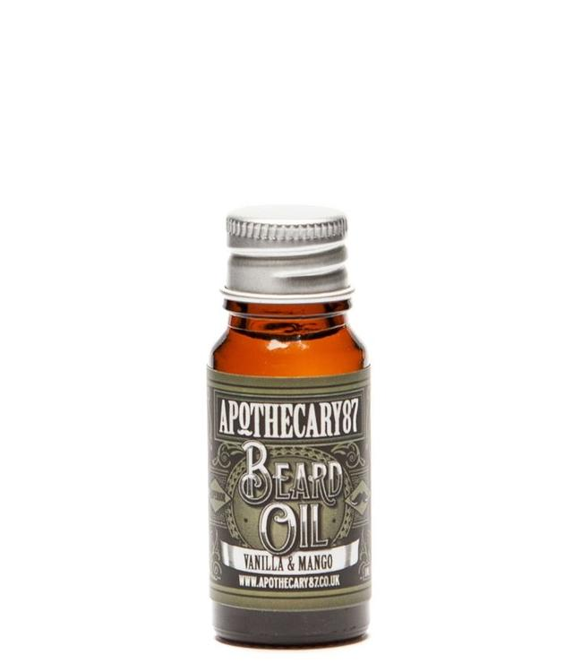Apothecary87 Beard Oil Small - The Original Recipe