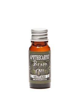 Apothecary87 Beard Oil Small - Vanilla & Mango