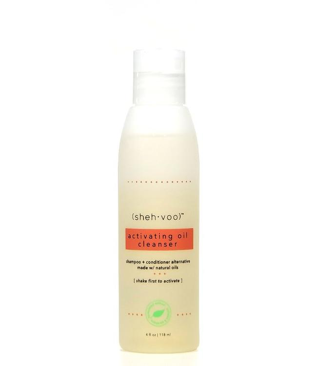 Shehvoo Activating Oil Cleanser