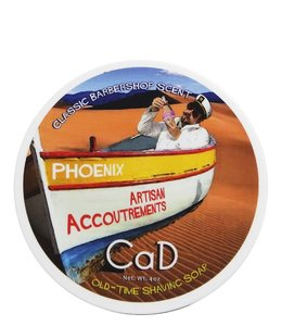 Phoenix Artisan Acc. Shaving Soap - CaD