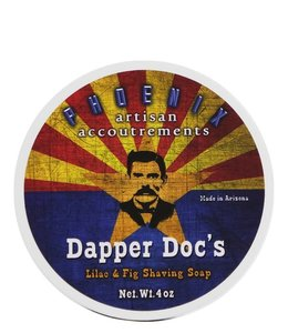 Phoenix Artisan Acc. Shaving Soap - Dapper Doc