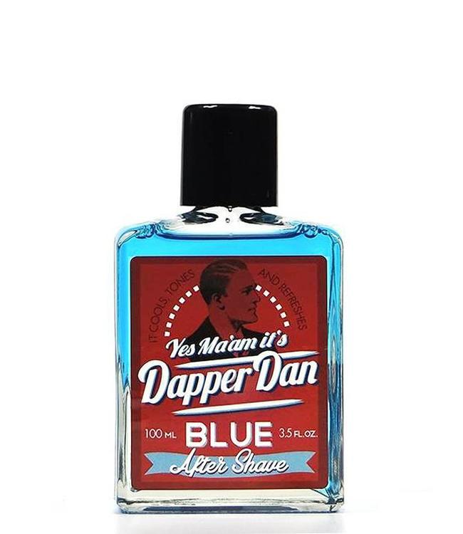 Dapper Dan DE After Shave Blue