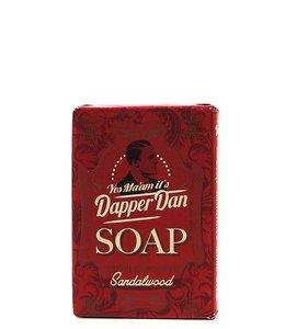Dapper Dan DE Soap - Sandalwood