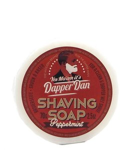 Dapper Dan DE Shaving Soap - Peppermint