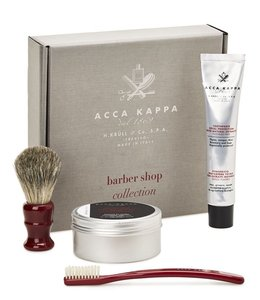 Acca Kappa Gift Set - Red Vintage