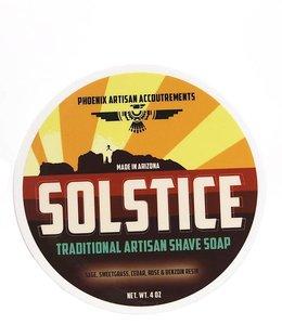Phoenix Artisan Acc. Shaving Soap - Solstice