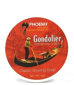 Phoenix Artisan Acc. Shaving Soap - Gondolier