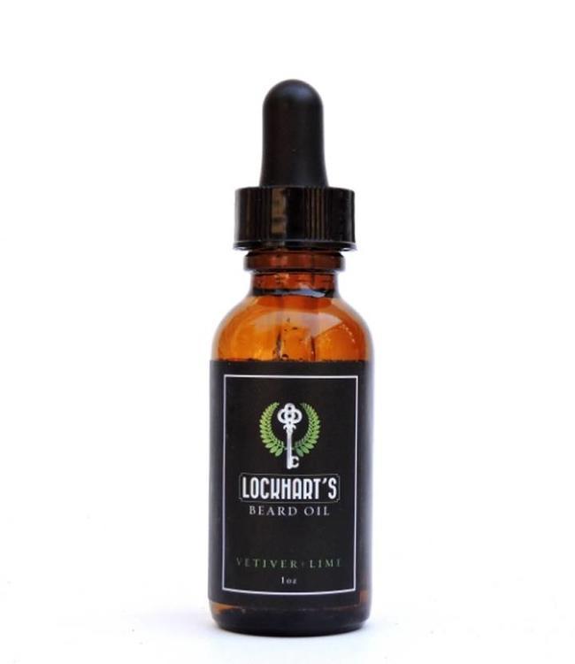 Lockhart's Beard Oil Vetiver & Lime