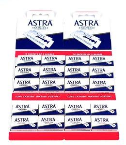 Astra Super Inox Double Edge Blades (100 st)