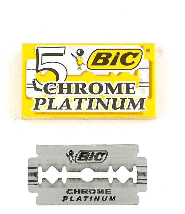 BIC Double Edge Blades (5 st)