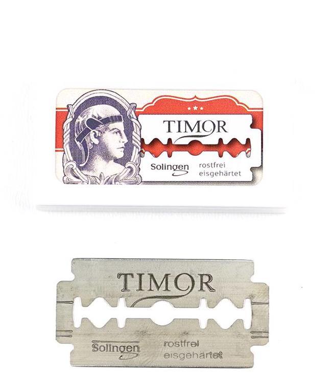 Timor Double Edge Blades (10 st)