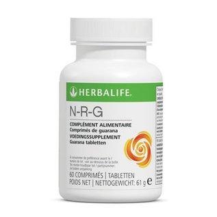N-R-G Guarana tabletten 60 tabletten