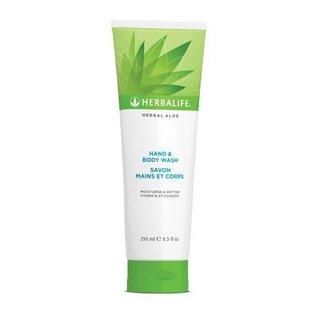 Herbal Aloë Hand & Body Wash 250 ml