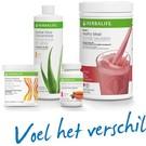 Basispakket Afslanken-onafhankelijk herbalife member