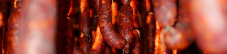 Handmachte Chorizos