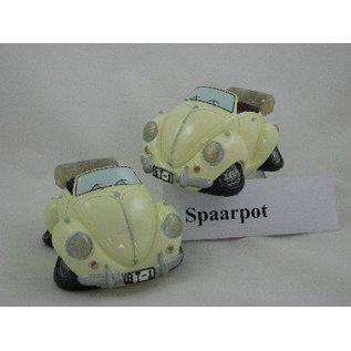 Spaarpot kever cabrio