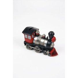Spaarpot locomotief