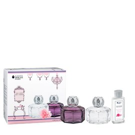 Lampe Berger Giftset Secret violette