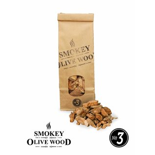 Smokey Olive Wood No 3