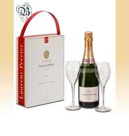 Laurent-Perrier Brut 0,75L - Giftbox