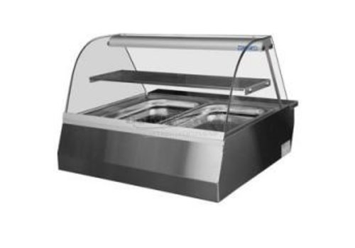 Combisteel Refrigerated Counter 2/1 GN