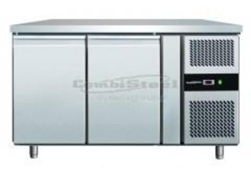 Combisteel Freeze Workbench 2 doors 136x70x86 cm (WxDxH)