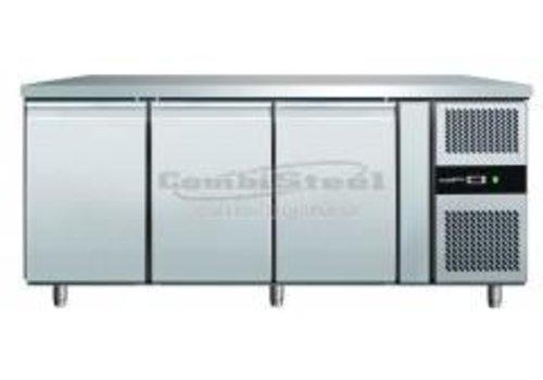 Combisteel Vrieswerkbank 2 deuren 179,5x70x86 cm (bxdxh)