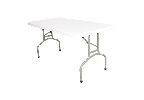 Bolero Foldable buffet table | 152 cm