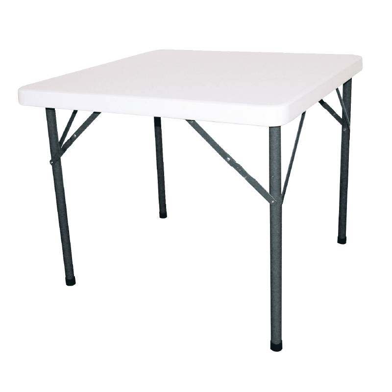 Klaptafel 100 X 100.Buy Square Folding Table Horecatraders Buy Online Commercial