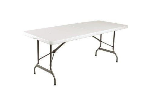 Bolero Foldable buffet table - 183cm