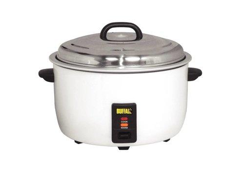 Buffalo Professionelle Reiskocher 2950 Watt | 23 Liter