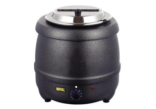 Buffalo Soup Kettle Black - 10 Liter VIEL FÜR KLEINE!