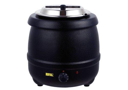 Buffalo Soepketel zwart - 10 Liter