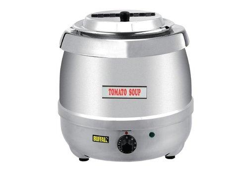 Buffalo Suppenkessel aus Edelstahl - 10 Liter