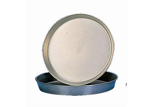 HorecaTraders Professionelle Catering Pizza Pan | 30,5 cm