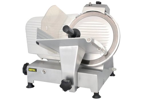 Buffalo Vleessnijmachine Ø 300 mm | Instelbare Snijdikte