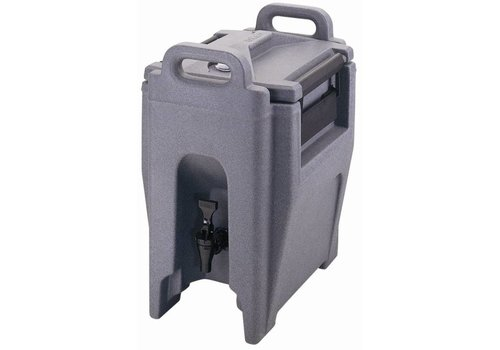 Cambro Beverage Container Gray T434 | 12 liter