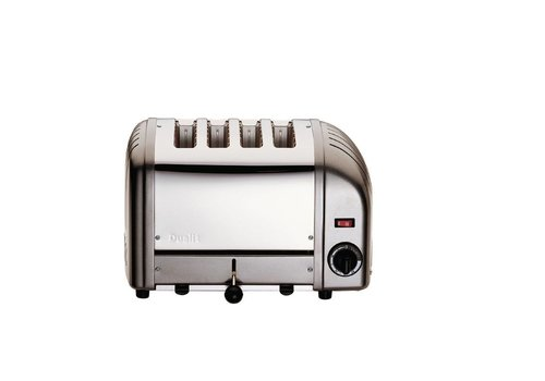 Dualit Toaster Gray 4 Slots